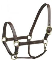 Camelot Leather Halter