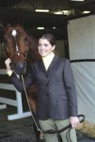 Ovation Ladies Wool Show Coat